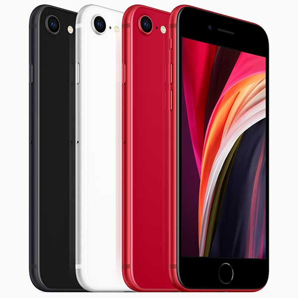 新型iPhoneSE(第2世代)好評発売中!!ーーー手にしたくなるものを、 手にしやすく。ーーー
