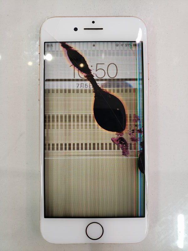 """""""iPhone8 画面交換!! アイフォンの修理は米子最安修理の「あいプロ米子店」へお任せください!"""""""